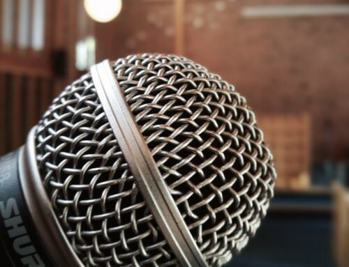 Hør kirkens prædikener som podcast